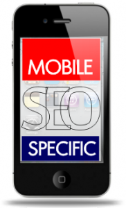 mobile SEO is unique to mobile searches
